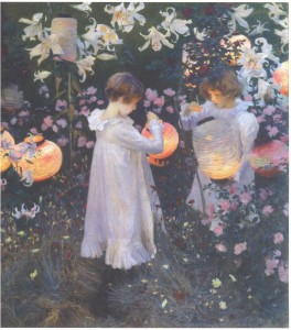 Sargent Lily